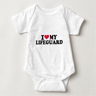 I love my Lifeguard Baby Bodysuit