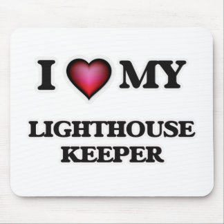 I love my Lighthouse Keeper Mouse Pad