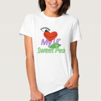 I Love My Lil' Sweet Pea Tshirt