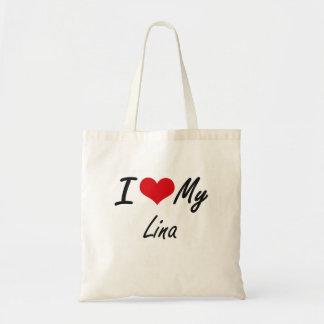 I love my Lina Budget Tote Bag