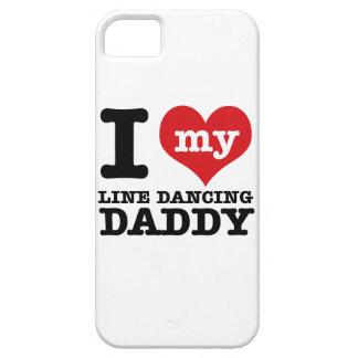 I love my Line Dancer Daddy iPhone SE/5/5s Case