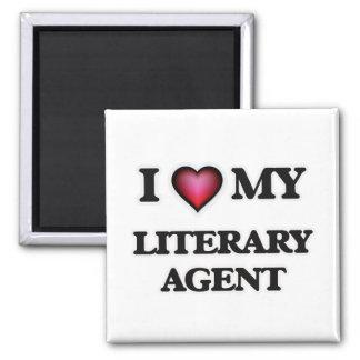 I love my Literary Agent Magnet