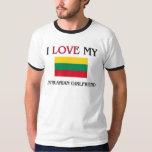 I Love My Lithuanian Girlfriend T-Shirt