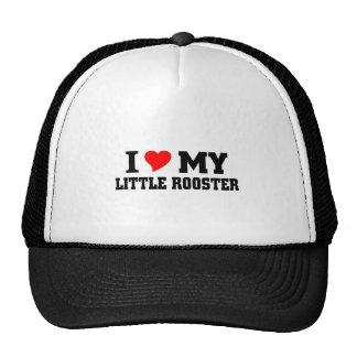 I love my Little Rooster Trucker Hat