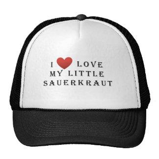 I love my Little Sauerkraut Cap