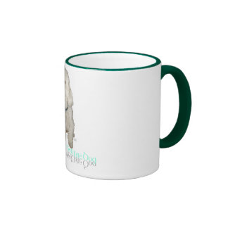 I Love My Little White Dog - Havanese Mug