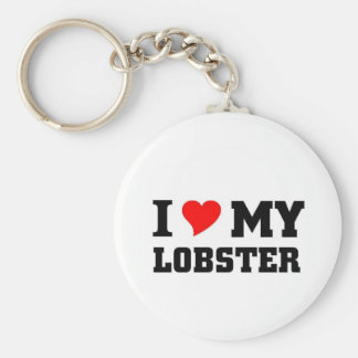 I love my Lobster Keychains