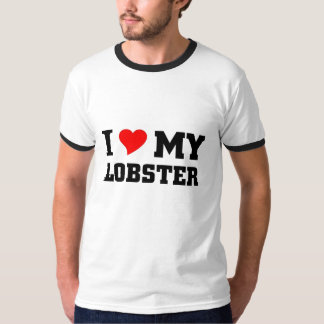 I love my Lobster T-Shirt