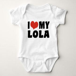 I Love My Lola Infant Creeper