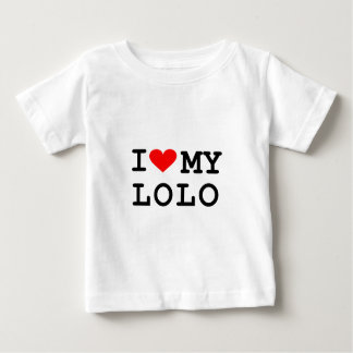 I love my lolo. It's more fun in the Philippines! Tees