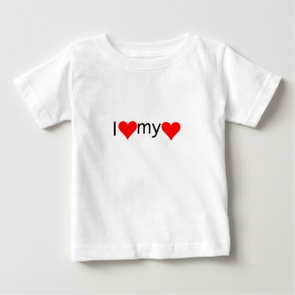I love my love baby T-Shirt