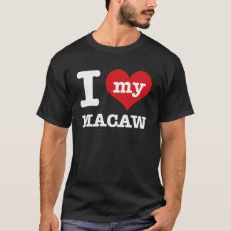 I love my macaw T-Shirt