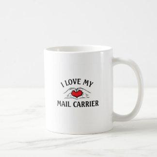 I love my Mail Carrier Coffee Mug