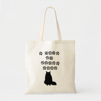 I Love My Maine Coon Tote Bag