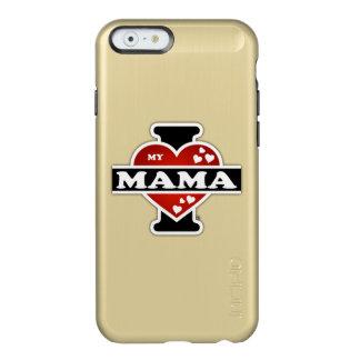 I Love My Mama Heartbeats Incipio Feather® Shine iPhone 6 Case