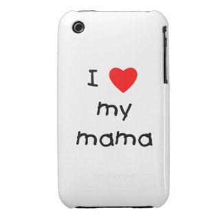I love my mama iPhone 3 covers