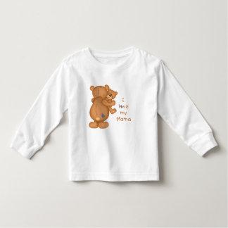 I Love My Mama - Toddler T Toddler T-shirt