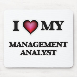 I love my Management Analyst Mouse Pad