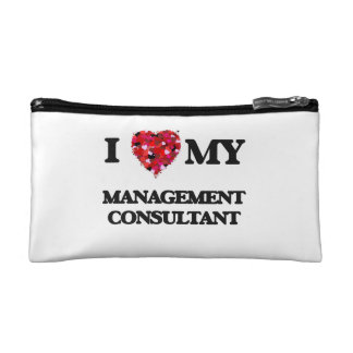 I love my Management Consultant Makeup Bag
