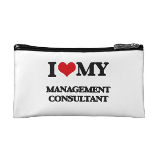 I love my Management Consultant Makeup Bags