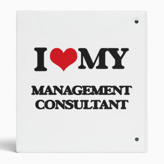 I love my Management Consultant Binder
