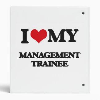 I love my Management Trainee Binder