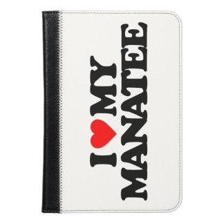 I LOVE MY MANATEE iPad MINI CASE
