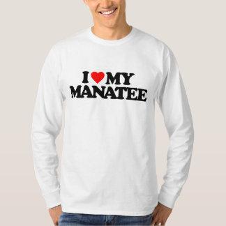 I LOVE MY MANATEE T-Shirt