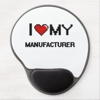 I love my Manufacturer Gel Mouse Pad