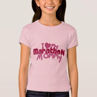 I Love My Marathon Mommy T-Shirt
