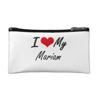 I love my Mariam Cosmetics Bags