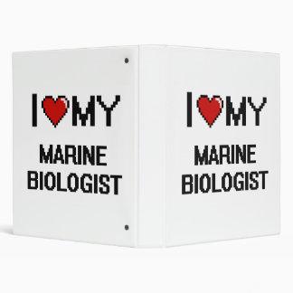 I love my Marine Biologist Binders