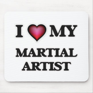 I love my Martial Artist Mouse Pad