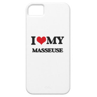 I love my Masseuse iPhone 5 Cases