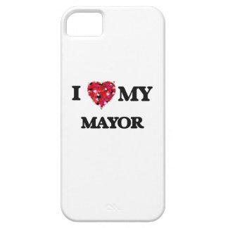 I love my Mayor iPhone 5 Cases