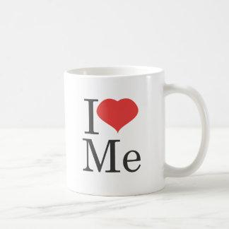 i love my me coffee mug