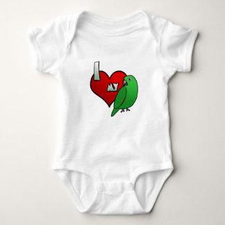 I Love my Mealy Amazon Baby Creeper