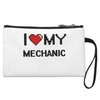 I love my Mechanic Wristlet Clutch