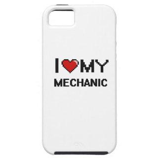 I love my Mechanic iPhone 5 Cover