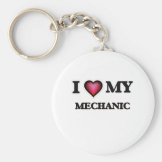 I love my Mechanic Keychain