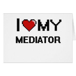 I love my Mediator Note Card