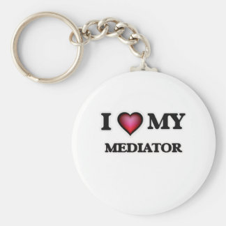 I love my Mediator Keychain