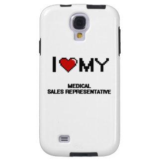 I love my Medical Sales Representative Galaxy S4 Case
