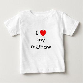 I love my memaw baby T-Shirt