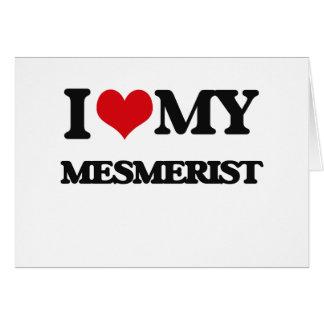 I love my Mesmerist Cards