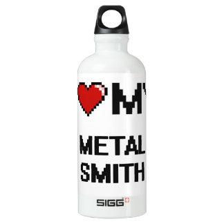 I love my Metal Smith SIGG Traveler 0.6L Water Bottle
