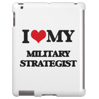 I love my Military Strategist