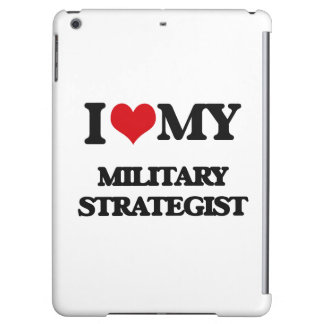 I love my Military Strategist iPad Air Case