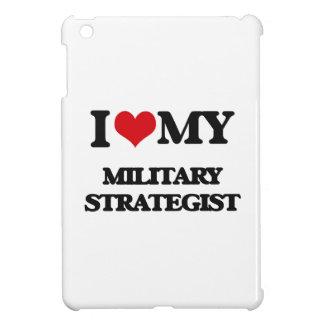 I love my Military Strategist iPad Mini Covers