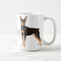 Miniature Pinscher Mugs No Minimum Quantity Zazzle